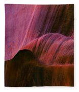 Desert Tapestry Fleece Blanket