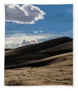Desolate Fleece Blanket
