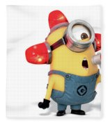 Despicable Me 2 Fleece Blanket