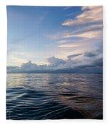Destin High Tide Fleece Blanket