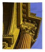 Details Palace Of Fine Arts Fleece Blanket