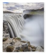 Dettifoss Fleece Blanket