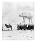 Deutsches Heer Fleece Blanket