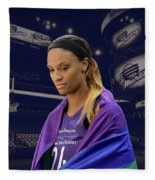 Dewanna Bonner Lgbt Pride 4 Fleece Blanket