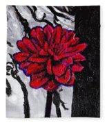 Dhalia Fleece Blanket