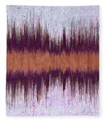 11041 Diamond Dogs By David Bowie Fleece Blanket