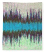 11043 Diamond Dogs By David Bowie V2 Fleece Blanket