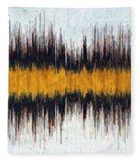 11049 Diamond Dogs By David Bowie V5 Fleece Blanket