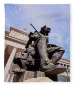 Diego Velazquez Fleece Blanket