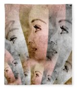 Different Perspectives Fleece Blanket