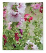 Digital Artwork 1393 Fleece Blanket