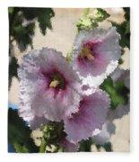 Digital Artwork 1414 Fleece Blanket