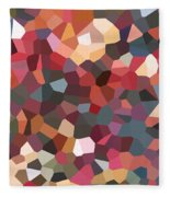 Digital Artwork 586 Fleece Blanket