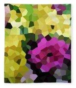 Digital Artwork 845 Fleece Blanket