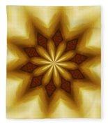Digital Doodle 110510a Fleece Blanket