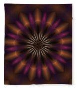 Digital Doodle 110610a Fleece Blanket