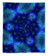 Digtal Doodle 110610d Fleece Blanket