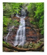 Dill Falls Fleece Blanket
