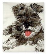 Ding Fleece Blanket