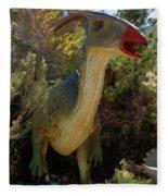 Dinosaur 11 Fleece Blanket