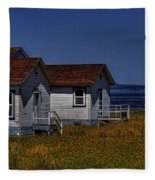 Discovery Park Homes Fleece Blanket