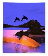 Discovery- Fleece Blanket