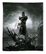 Dishonored Fleece Blanket