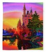 Disney Fantasy Art Fleece Blanket