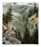 Distant Dream Fleece Blanket