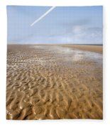 Distant Horizon Fleece Blanket