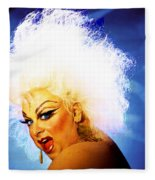 Divine 3 Fleece Blanket