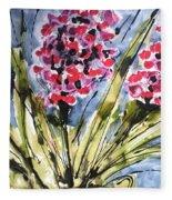 Divine Blooms-21057 Fleece Blanket