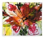 Divine Blooms-21082 Fleece Blanket