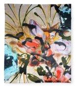 Divine Blooms-21171 Fleece Blanket