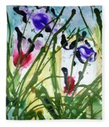 Divine Blooms-21174 Fleece Blanket