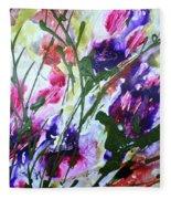 Divine Blooms-21176 Fleece Blanket