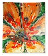 Divine Blooms-21198 Fleece Blanket