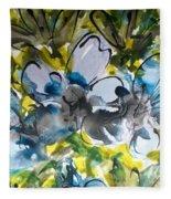 Divine Blooms-21200 Fleece Blanket