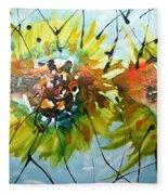Divine Blooms-21202 Fleece Blanket