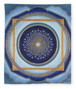 Divine Feminine - Cathedral Series Fleece Blanket