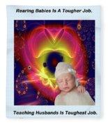 Divine Heart/bigstock - 92883674 Baby Fleece Blanket