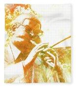 Dizzy Gillespie Cheraw South Carolina 2 Fleece Blanket