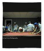 Dj Just Nick Photography Fleece Blanket