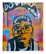 Do The Right Thing Fleece Blanket