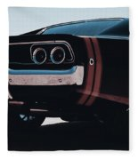 Dodge Charger - 04 Fleece Blanket