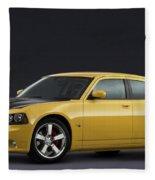 Dodge Fleece Blanket