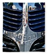 Dodge Hearse Fleece Blanket
