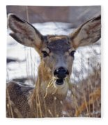 Doe Fleece Blanket