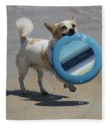 Dog Beach Bliss Fleece Blanket