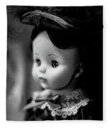 Doll 62 Fleece Blanket